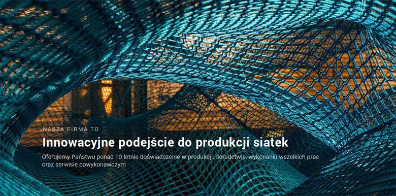 Siatki we Wrocławiu - ochronne zabezpieczające osłonowe sznurkowe - Siatki Wrocław
